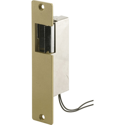 Picture of J 4695 - Electric Strike, Remote  Control, Brass, Pack of 1