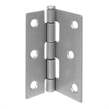 Picture of K 5038 - Screen Door Replacement Hinges, 3 inches long, Steel, Aluminum, Pack of 2