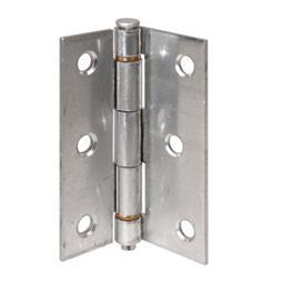 Picture of K 5175 - Screen Door Hinge,  Aluminum, Brass Oilite Bearings, Pack of 3