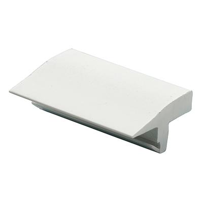 """Picture of L 5900 - Screen Retainer Clip, 1"""", Plastic, White"""
