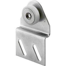 "Picture of M 6007 - Shower Door Top Bracket, 3/4"", Plastic, BB, Flat, Adjustable"