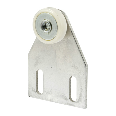 Picture of M 6008 - Tub & Shower Roller Assembly,  Flat Bracket, 3/4 inch flat roller, Pack of 2
