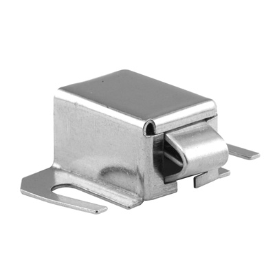 "Picture of M 6015 - Shower Door Catch, 1-5/16"", Stainless Steel"