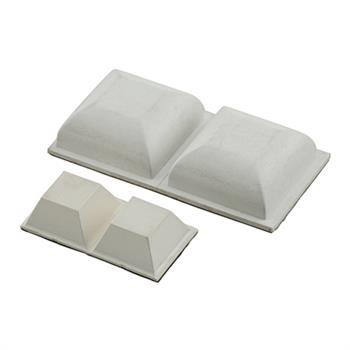 Picture of M 6027 - Tub Enclosure Anti-Slam Bumpers, Self-Adhesive, 2 sizes, , Pack of 4