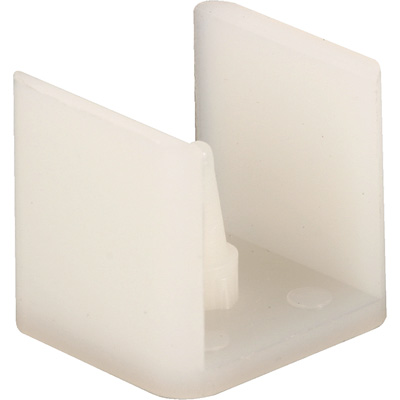 Picture of M 6061 - Sliding Tub Enclosure Bottom Guides, Nylon, Pack of 2