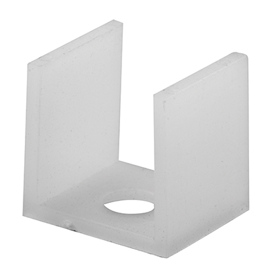 Picture of M 6063 - Sliding Tub Enclosure Bottom Guides, Nylon, Pack of 2