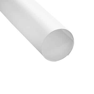 Picture of M 6101 - Shower Rod White Plastic Protective Cover, Pack of 1