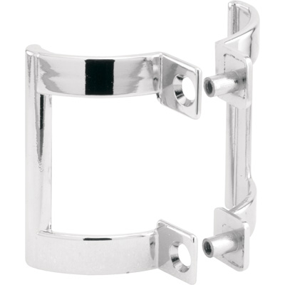 Picture of M 6158 - Shower Door Handles, Chrome,  2 inch Centers, Pack of 1 set
