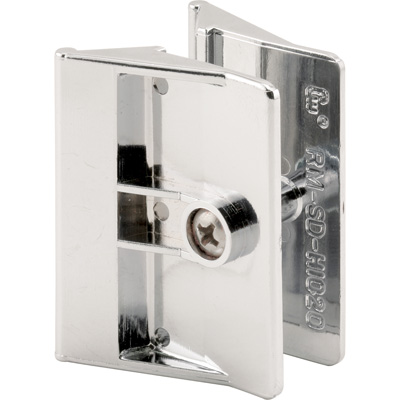 Picture of M 6203 - Swing Shower Door Handle Set, Chrome, Center Mount, Pack of 1 set