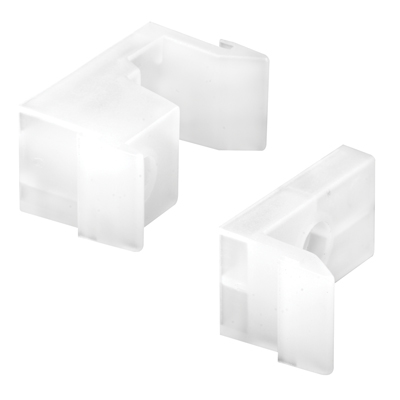 Picture of M 6218 - Tub Enclosure Jamb Guide, White Nylon, Pack of 1 set