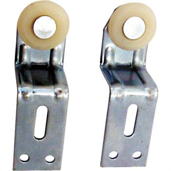 Picture of N 6514 - Wardrobe Door Back Roller Assembly, 1 inch, Roller, 1-1/8 inch offset, Pack of 2