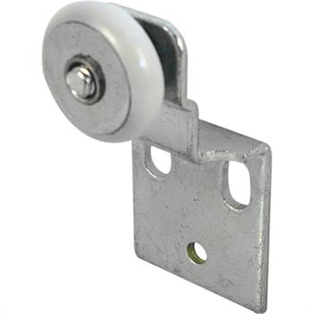 Picture of N 6517 - Wardrobe Door Back Roller Assembly, 3/4 inch BB Roller, 1/2 inch Offset, Pack of 2