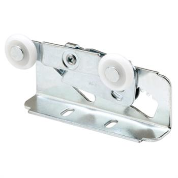 N 6531 Pocket Door Tandem Roller Stamped Steel Nylon