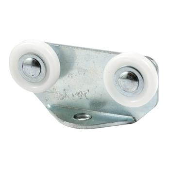 N 6536 Pocket Door Tandem Roller Stamped Steel Nylon