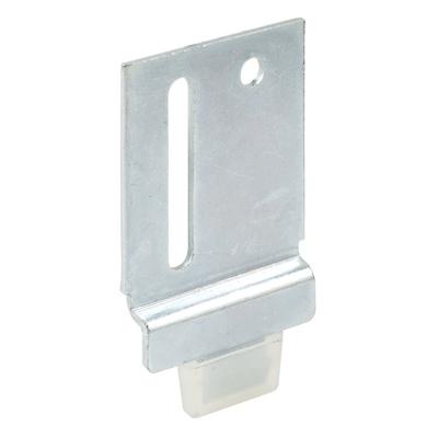 Picture of N 6537 - Closet Door Guide, Cox Doors, Steel bracket, Nylon Tip, Pack of 2