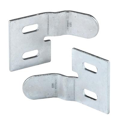 Picture of N 6538 - Bi-Fold Door Surface Aligner, Universal, Handed, Set of 2 per package