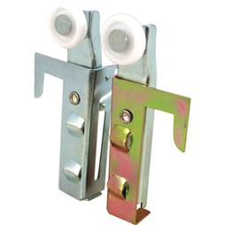 Picture of N 6548 - Panel Wardrobe Door  Roller, Acme Doors, 7/8 inch roller, Left & Right in Package