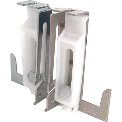 Picture of N 6549 - Panel Wardrobe Door  Guide, Acme Doors, Left & Right in Package