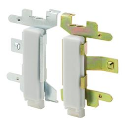 Picture of N 6553 - Panel Wardrobe Door  Guide, Cox Doors, Left & Right in Package