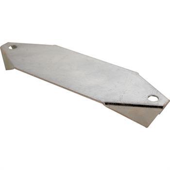 Picture of N 6561 - Closet Door Floor Guide, Adjustable, Steel, Nylon, Carpet Riser, 2 per package