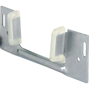 Picture of N 6566 - Pocket Door Guide, Jamb  Mounted, Steel with Nylon Tips, Pack of 1