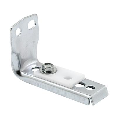 Picture of N 6587 - Bi-Fold Door Pivot Bracket,  Floor and Jamb Mount, Cox, 1 per package