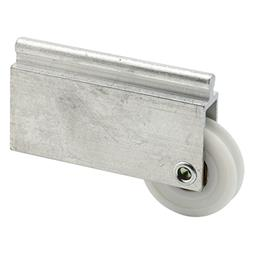 Picture of N 6599 - Monarch Mirrored Door  Roller, Nylon BB Roller, 1 per package.
