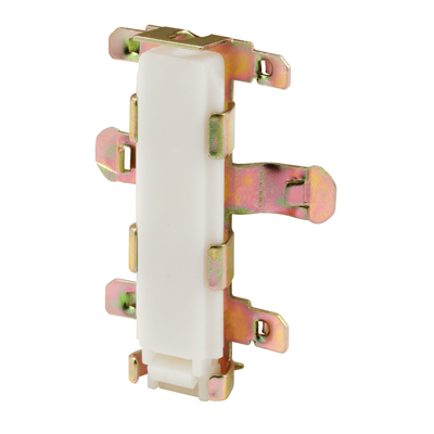 Picture of N 6603 - Closet Door Bottom Guide,  Cox Door Systems, Plastic, Pack of 2