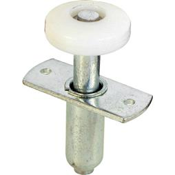 Picture of N 6611 - Bi-Fold Closet Top Roller  Guide, Nail Down Style, 3/4 inch, 2 per package