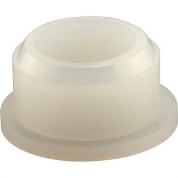 Picture of N 6617 - Bi-Fold Door Nylon Bottom Pivot Caps, Fits 3/8 inch rod, Slimfold, 25 Pack