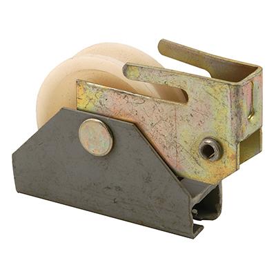 Picture of N 6621 - Mirror Door Roller, 1-1/2 inch Nylon Roller, Unique Housing, 1 per package