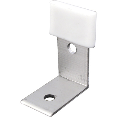 Picture of N 6655 - Sliding Closet Door Floor Guides, Any Size Door, 1-1/2 inches Tall, 2 per package