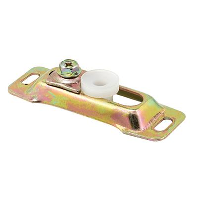 Picture of N 6711 - Bi-Fold Door Pivot Bracket, Floor Mount, 1 per package