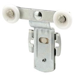Picture of N 6726 - Closet Door Tandem Roller, 7/8 inch roller, Screw Adjust, 11/16 inch Offset