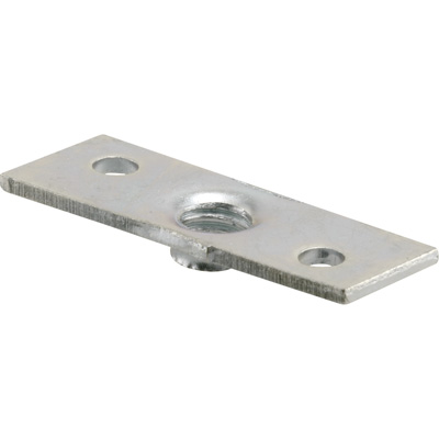 Picture of N 6797 - Closet Door Top Mounting Plate for 5/16 inch threaded rods, 4 per package