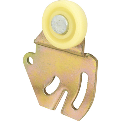 Picture of N 6840 - Closet Door Roller, 7/8 inch flat roller, 1/16 inch offset,  Pack of 2