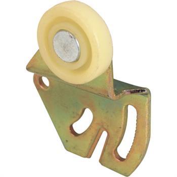 Picture of N 6841 - Closet Door Roller, 7/8 inch flat roller, 3/8 inch offset,  Pack of 2