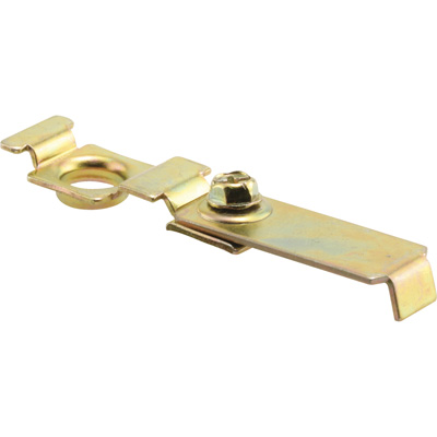 Picture of N 6844 - Bi-Fold Door Top Pivot Bracket, Steel, 1 per package