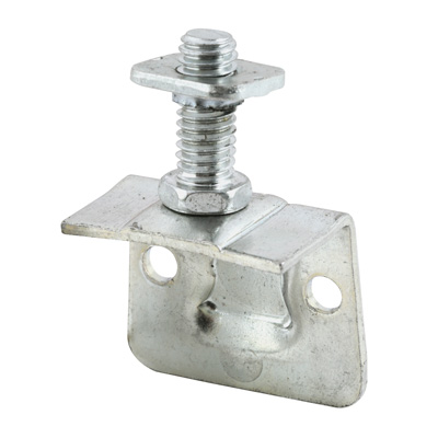 Picture of N 6891 - Side Mount Roller Bracket  for Pocket or Closet Door Roller Assemblies, 1 per pkg.