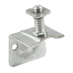 "Picture of N 6892 - Side Mount Roller Bracket, 1-1/16"", Steel"