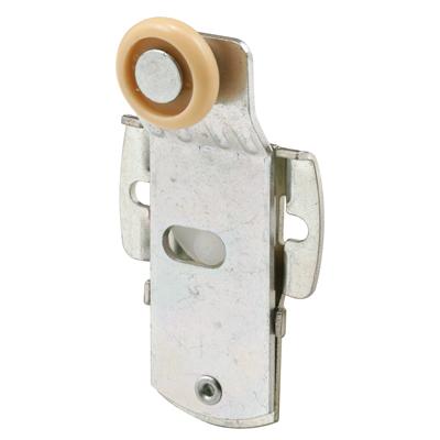 Picture of N 6925 - Closet Door Roller, 3/4  inch nylon roller, 1/4 inch Offset, Screw Adjust, Pack of 2