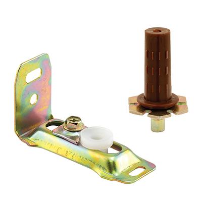 Picture of N 6962 - Bi-Fold Door Pivot Bracket and Pin Kit, 1 set per package
