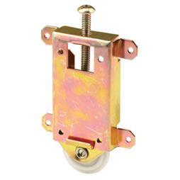 Picture of N 6963 - Mirror Door Roller, Flat Edge, Contractor's Mirror Door, Adjustable, 1 per package
