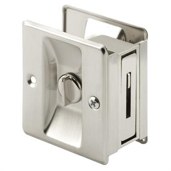 Picture Of N 7239 Pocket Door Privacy Lock And Pull 2 3