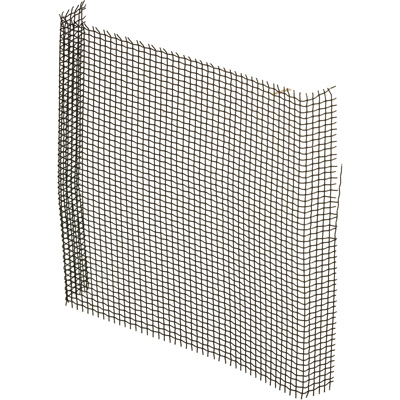"""Picture of P 7549 - Aluminum Window Screen Patch Kit, Charcoal, 3"""" x 3"""", 5 per bag"""