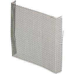 "Picture of P 7549 - Aluminum Window Screen Patch Kit, Charcoal, 3"" x 3"", 5 per bag"