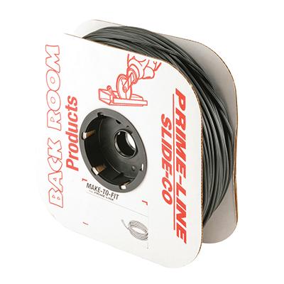 "Picture of P 7604 - Screen Retainer Vinyl Spline, .250"" Round, Black, 250' per roll."