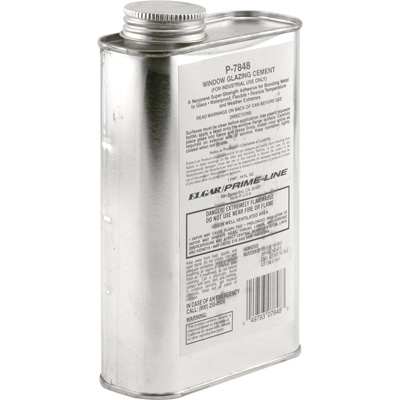 Picture of P 7848 - Storm Window Glazing Adhesive, Clear, Quart
