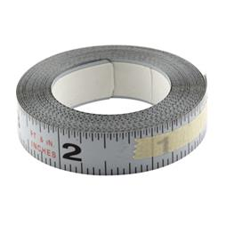 "Picture of P 7927 - Replacement Tape, 144"" x 1/2"", Steel, Right-Hand Stop"
