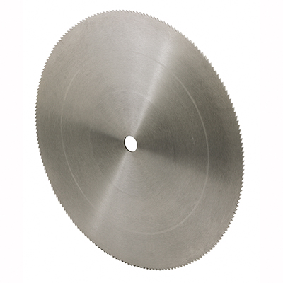 """Picture of P 7929 - 1"""" Semi-High Speed Saw Blade for cutting Aluminum Screen Frame. 1 ea."""